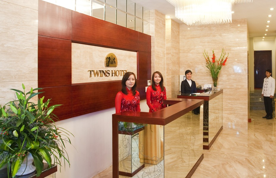 Twins Hotel - Hà Nội