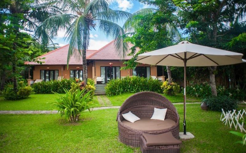 Khách sạn Vĩnh Hưng Riverside resort&spa Hội An
