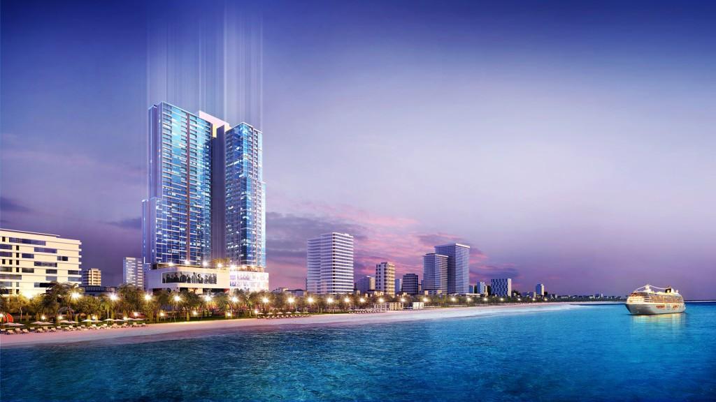Vinpearl Condotel Beach Front Nha Trang Hotel - Nha Trang