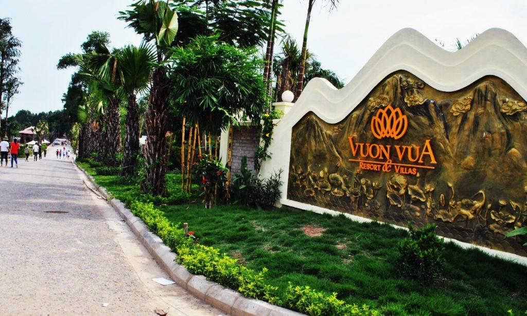 Vườn Vua Resort - Phú Thọ