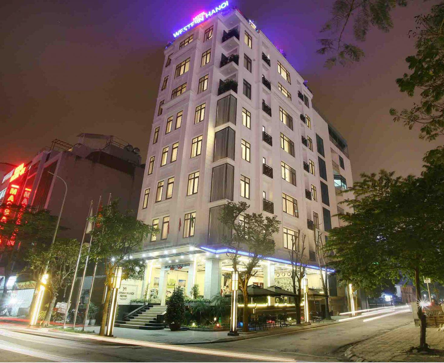 Western Hà Nội Hotel - Hà Nội
