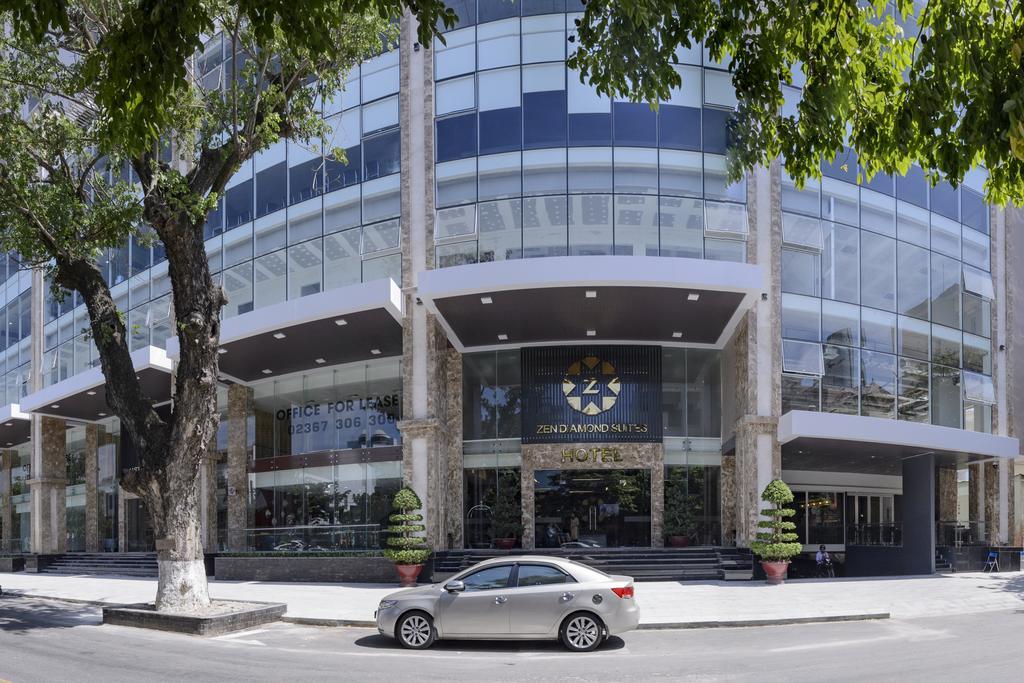 Zen Diamond Suites Hotel - Đà Nẵng