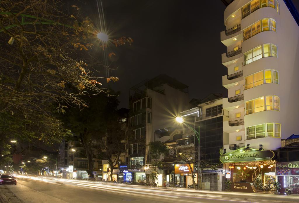 Camellia Boutique Hotel - Hà Nội
