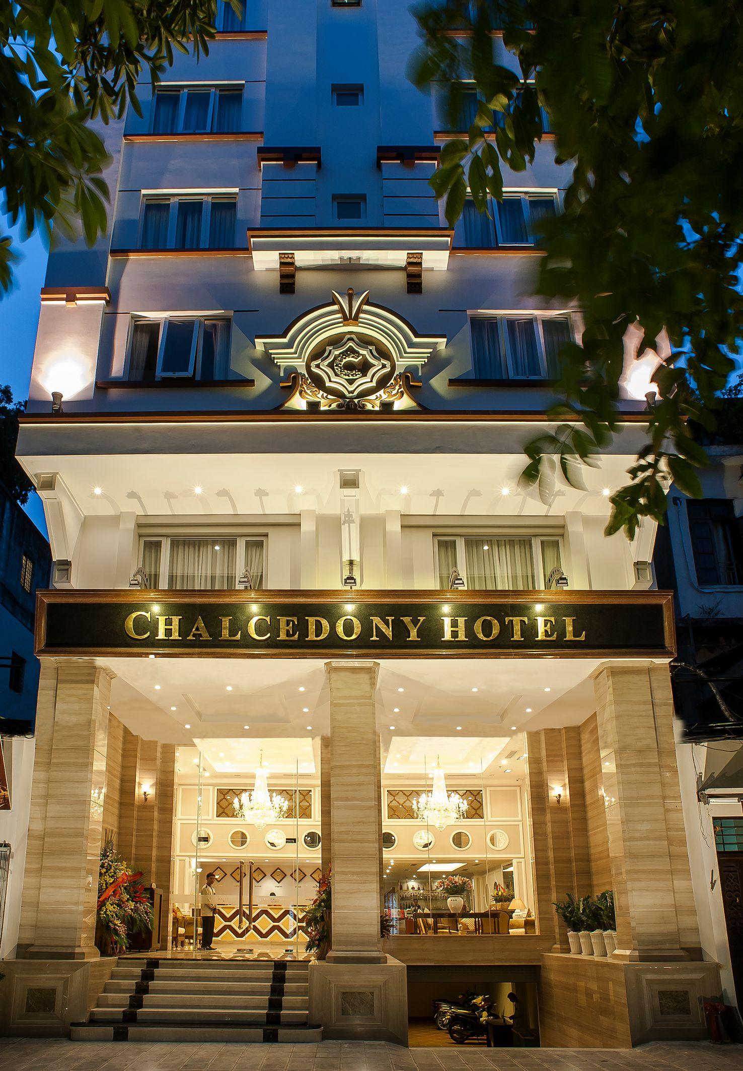 Chalcedony Hotel - Hà Nội