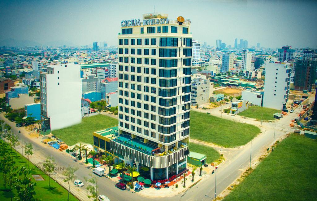 Cicilia Hotel & Spa - Đà Nẵng