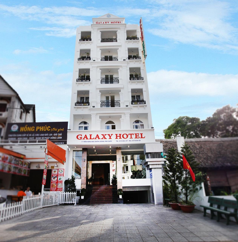 Galaxy Hotel - Phú Quốc
