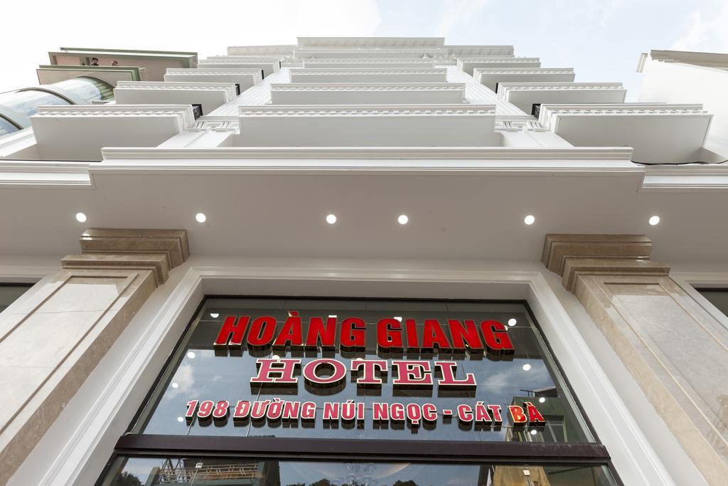 Hoàng Giang Hotel - Cát Bà