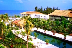 Hoàng Ngọc Resort & Spa (Oriental Pearl Beach Resort & Spa) - Phan Thiết