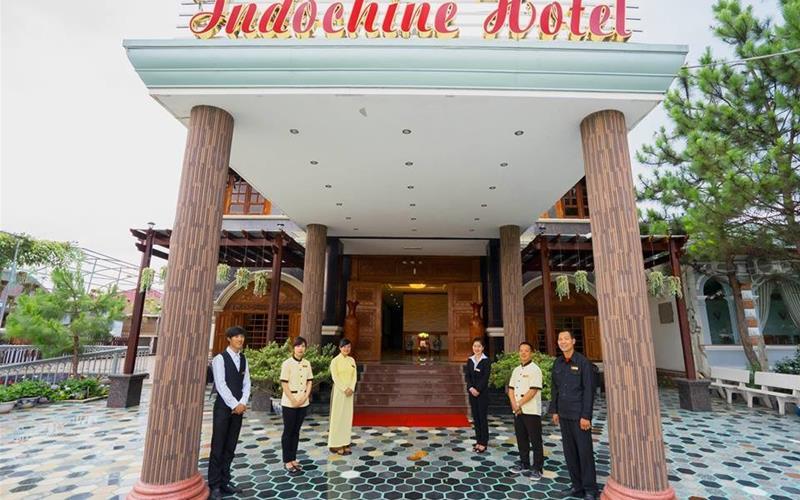 Đà Lạt Đông Dương Hotel (Indochine Hotel cũ) - Đà Lạt