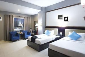 Alagon Western Hotel - Sài Gòn