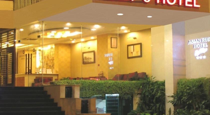 Khách sạn Asian Ruby Park View Sài Gòn
