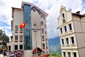 Bamboo Sapa Hotel - Sapa