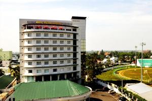 Khách sạn Hòa Bình An Giang