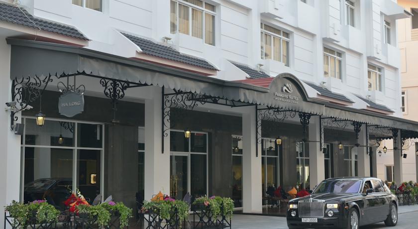 Paradise Suites Hotel - Hạ Long