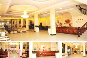 Khách sạn Quốc Tế Cà Mau