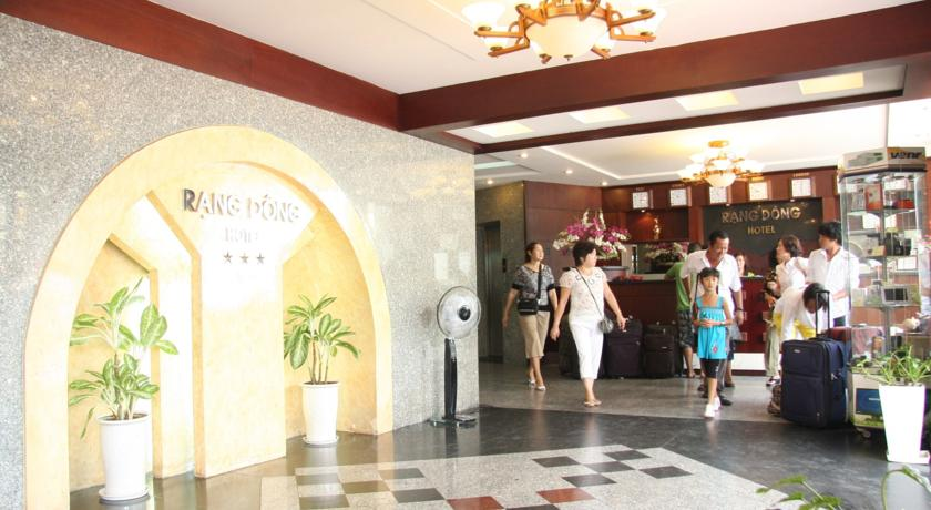 Khách sạn Rạng Đông Hồ Chí Minh