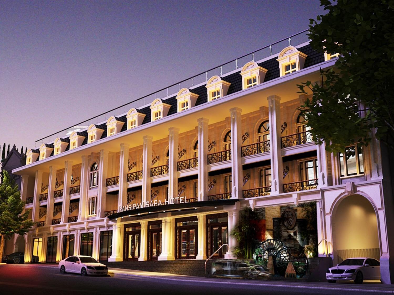 Sapa Legend Hotel - Sapa