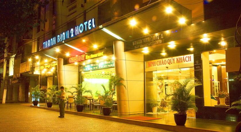Khách sạn Thanh Bình 2 Sài Gòn