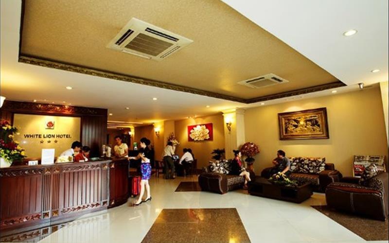 Khách sạn White Lion Sài Gòn