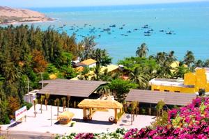 Khu du lịch Nắng Hòn Rơm Phan Thiết