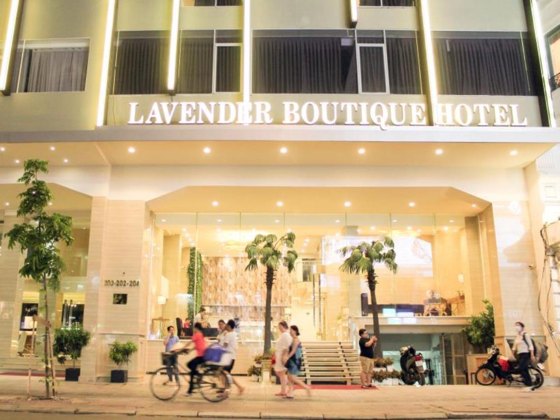 Lavender Boutique Hotel Hồ Chí Minh