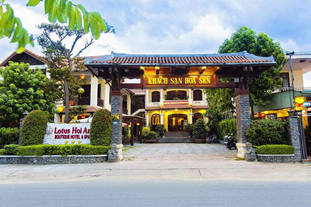 Lotus Hoi An Boutique Hotel & Spa - Hội An