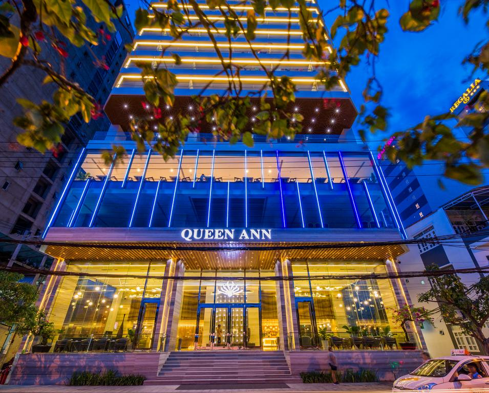 Queen Ann Nha Trang Hotel - Nha Trang