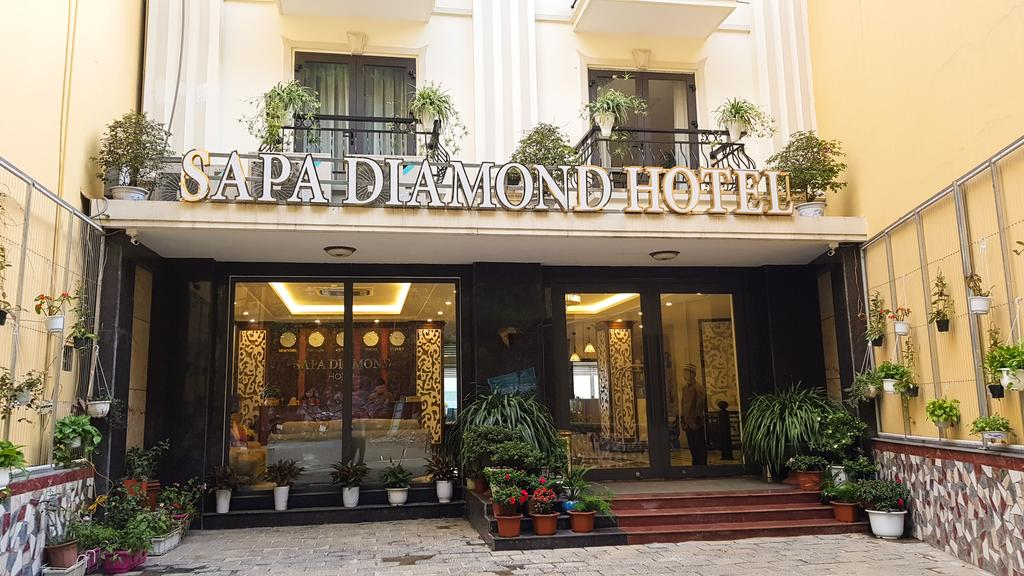 Sapa Diamond Hotel - Sapa