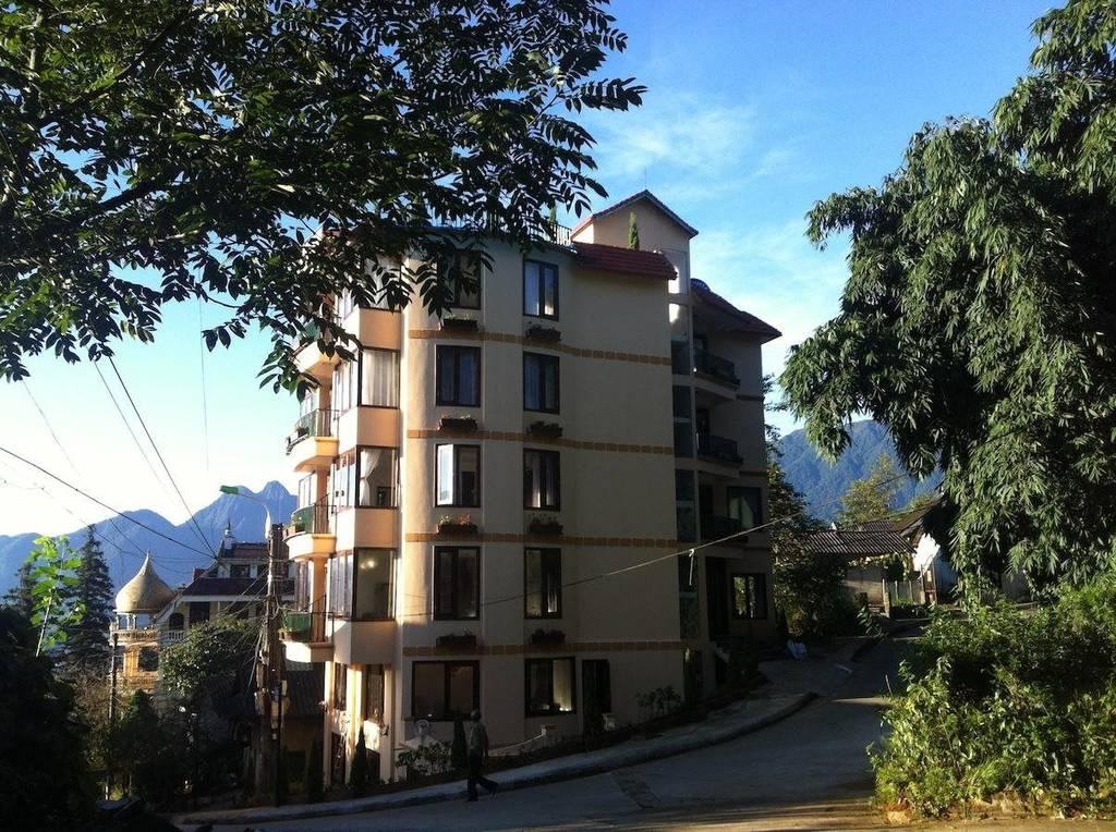 Sapa House Hotel - Sapa