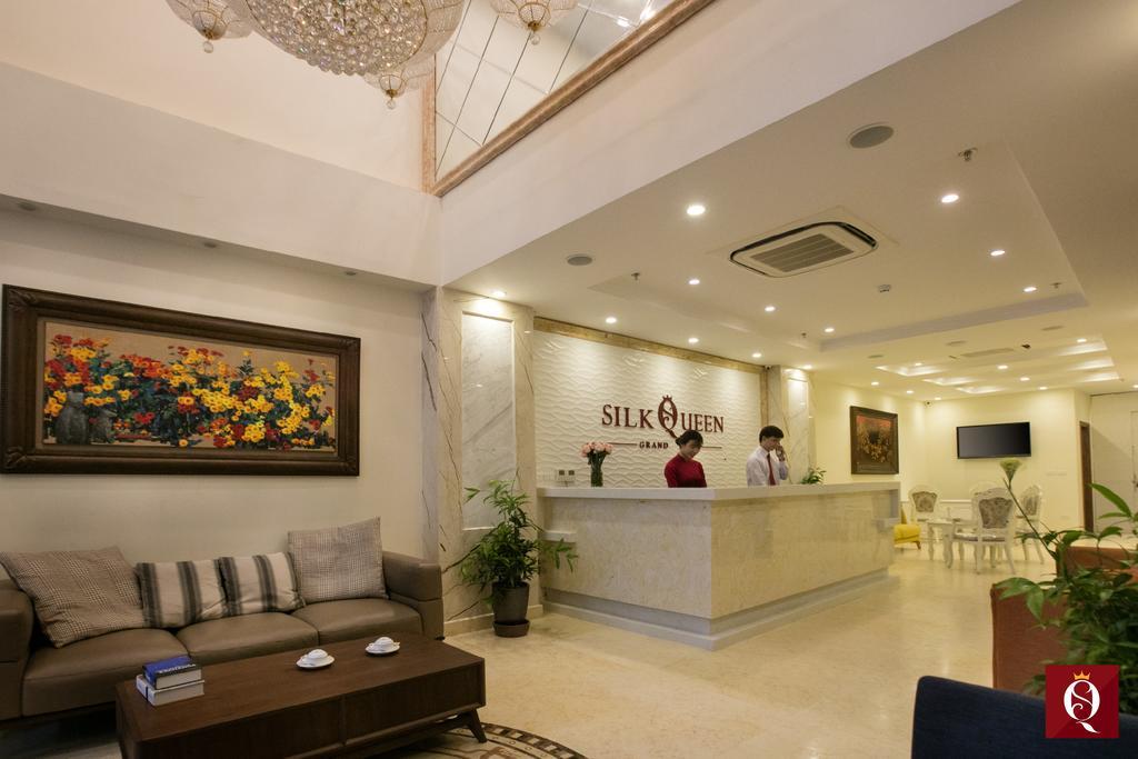 Silk Queen Grand Hotel - Hà Nội