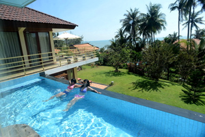 Takalau Luxury Boutique Resort - Phan Thiết