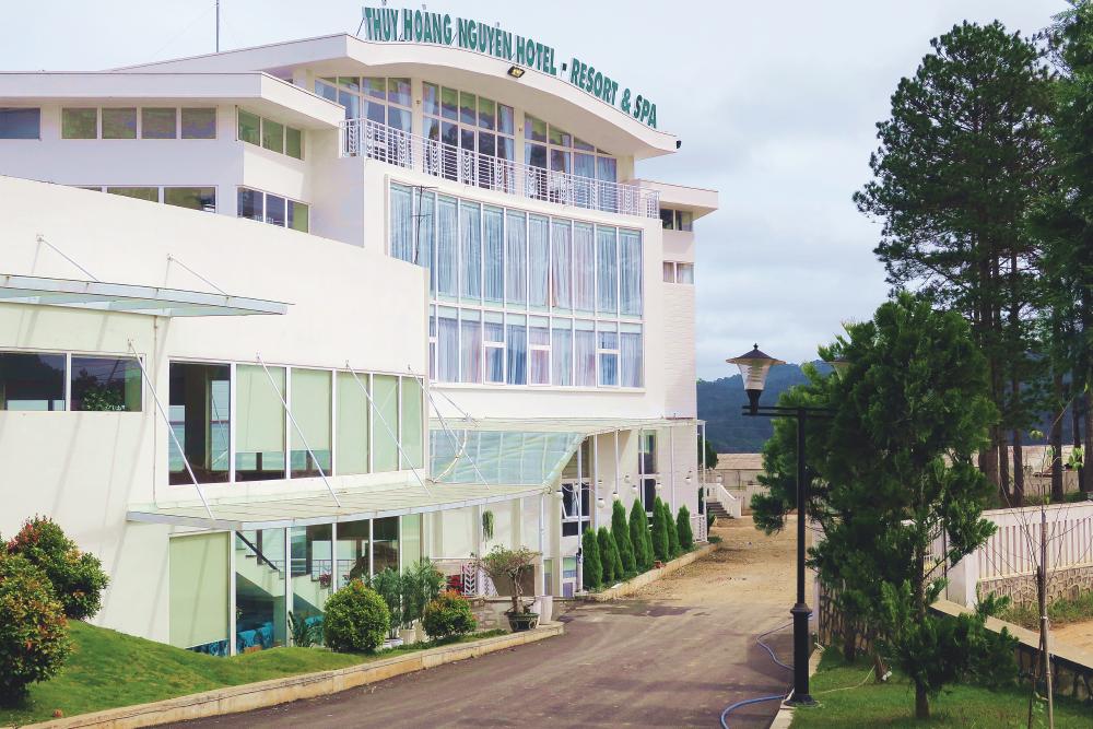 Thủy Hoàng Nguyên Resort & Spa - Đà Lạt