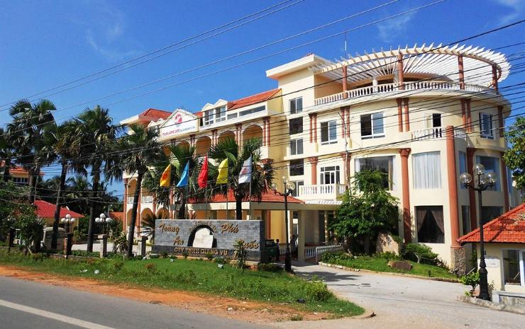 Khách sạn Tràng An Beach Resort and Spa Phú Quốc